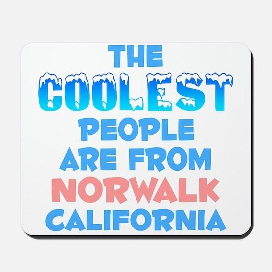 Coolest: Norwalk, CA Mousepad