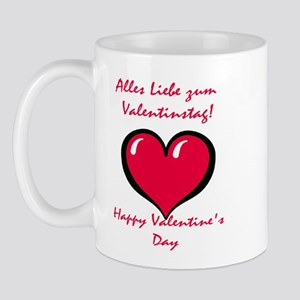 German Valentine Mug