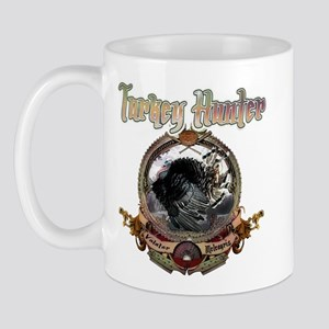Turkey hunter Art Mug