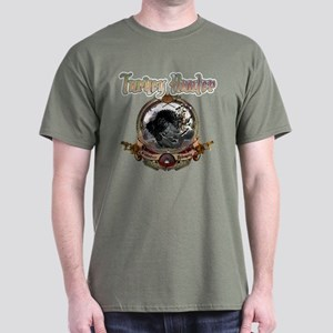 Turkey hunter Art Dark T-Shirt