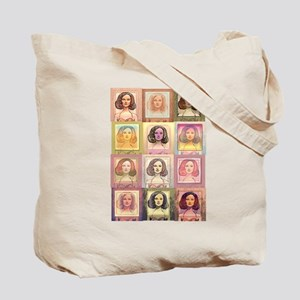 """""""Pop Art"""" Tote Bag ~ warm & beach series"""