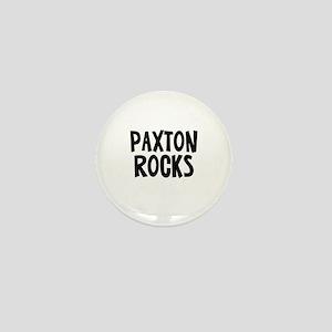 Paxton Rocks Mini Button
