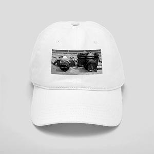 Pentax and Yashica Vintage Cameras Baseball Cap