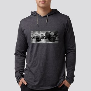 Pentax and Yashica Vintage Cameras Long Sleeve T-S