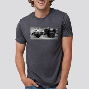 Pentax and Yashica Vintage Cameras T-Shirt