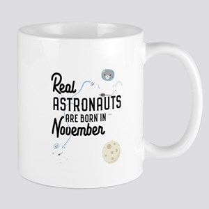 Astronauts are born in November C5l6j Mugs