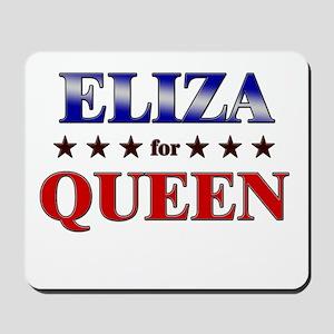 ELIZA for queen Mousepad