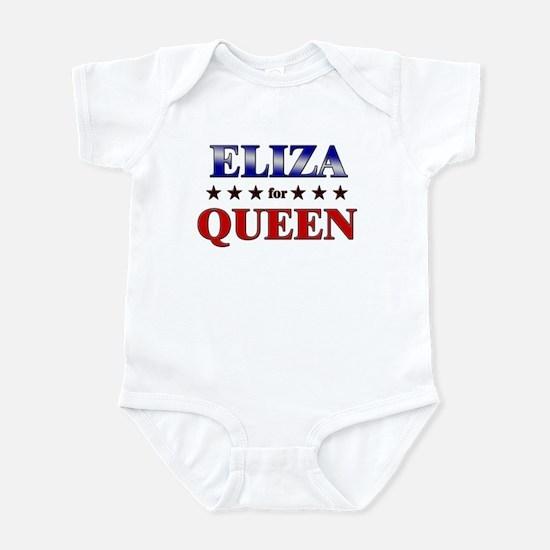 ELIZA for queen Infant Bodysuit