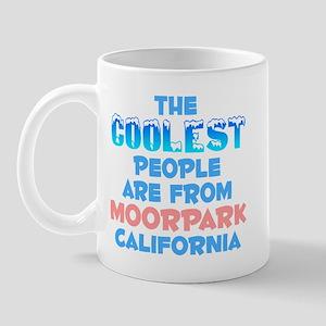 Coolest: Moorpark, CA Mug