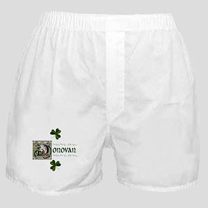 Donovan Celtic Dragon Boxer Shorts