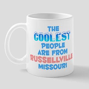 Coolest: Russellville, MO Mug
