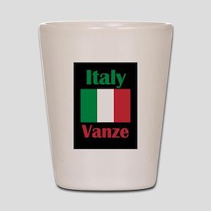Vanze Italy Shot Glass