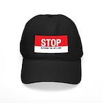 Stop Blocking Black Cap
