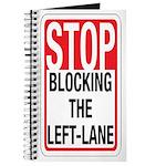 Stop Blocking Journal
