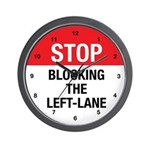 Stop Blocking Wall Clock