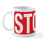 Stop Blocking Mug
