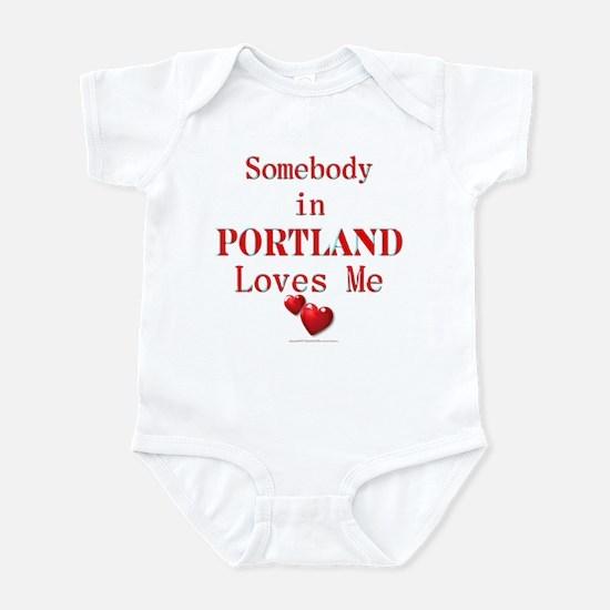"""Some...PORTLAND.."" Infant Bodysuit"