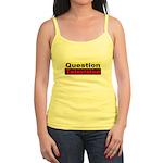 Question Television Jr. Spaghetti Tank
