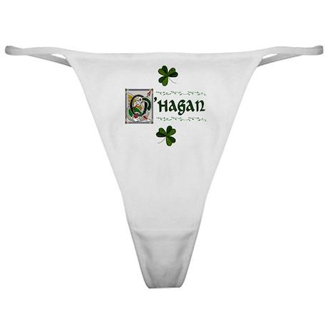 O'Hagan Celtic Dragon Classic Thong