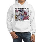Stop Trashing Hooded Sweatshirt