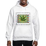 Legalize It Hooded Sweatshirt