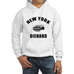 New York Diehard Hooded Sweatshirt
