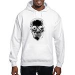 Big Skull Hooded Sweatshirt