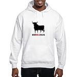 My Bulls Itch Hooded Sweatshirt