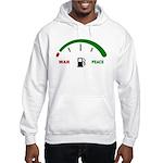 War and Peace Hooded Sweatshirt