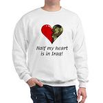 Half My Heart Sweatshirt