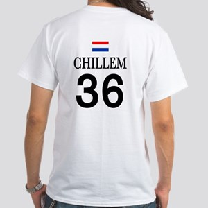 Chillem's Sweet White T-Shirt