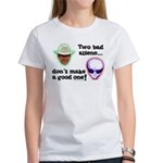 Two Bad Aliens Women's T-Shirt