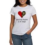 Half My Heart Women's T-Shirt