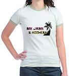 Me Jane Jr. Ringer T-shirt