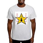Austin Ash Grey T-Shirt
