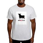 My Bulls Itch Ash Grey T-Shirt