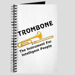 Trombone Genius Journal