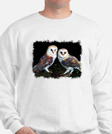 Cute Hawk owl Sweatshirt
