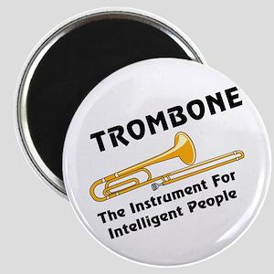 Trombone Genius Magnet