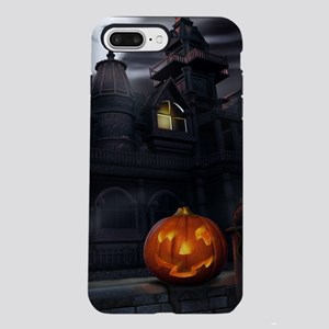 Halloween Pumpkin And H iPhone 8/7 Plus Tough Case