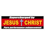 Jesus Christ Bumper Sticker