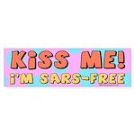 SARS Bumper Sticker