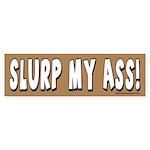 Slurp Bumper Sticker