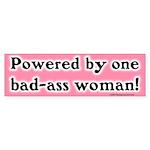 One Bad-ass Bumper Sticker