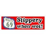 Route 69 Bumper Sticker