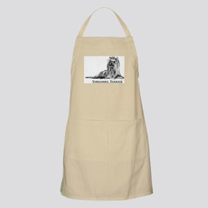 Yorkshire Terrier Dog Breed BBQ Apron