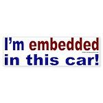 Embedded Bumper Sticker