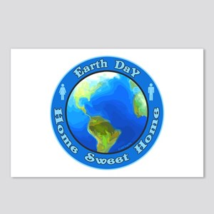 Home Sweet Home Earth Postcards (Package of 8)