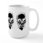Skull Large Mug