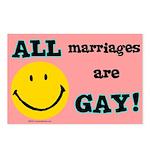 Gay Postcards (Package of 8)
